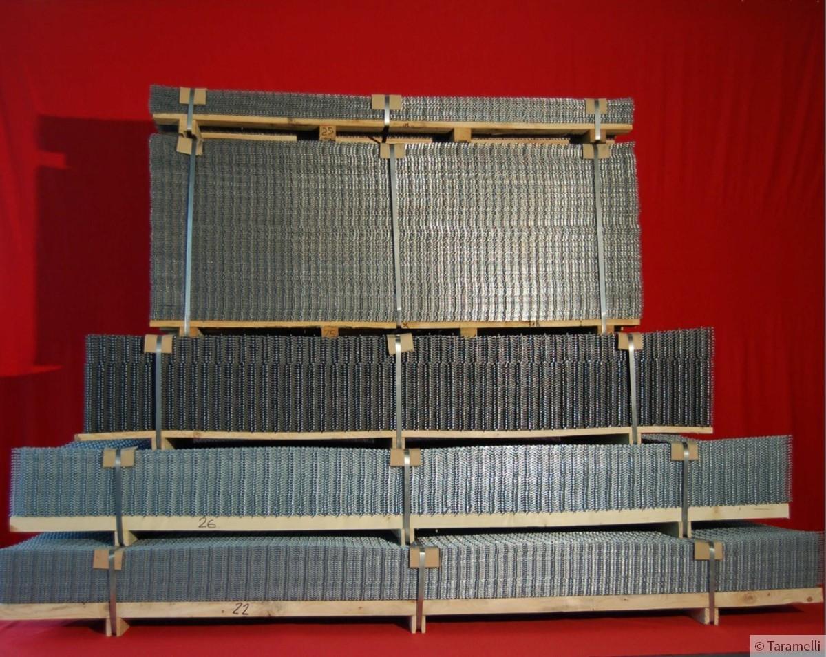 Rete Elettrosaldata Zincata 10x10.Rete Ondulata 10 X 10 Mm Luce Filo 1 50 Mm Taramelli Chi Altri
