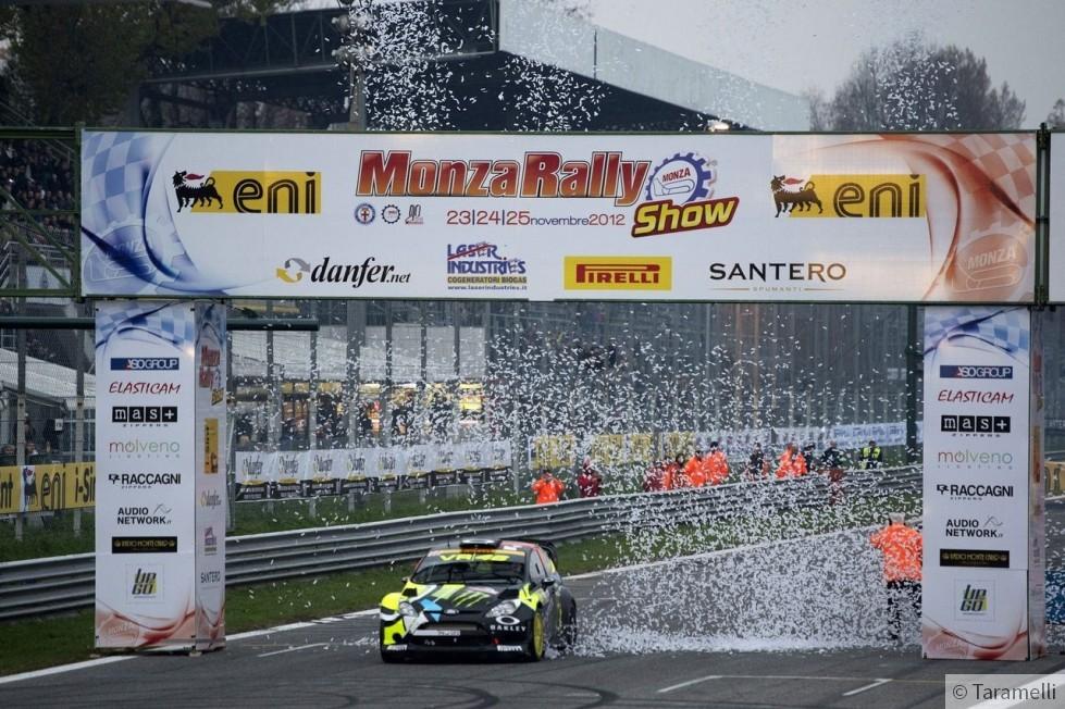 Monza Rally Show: non solo ferro con i buchi