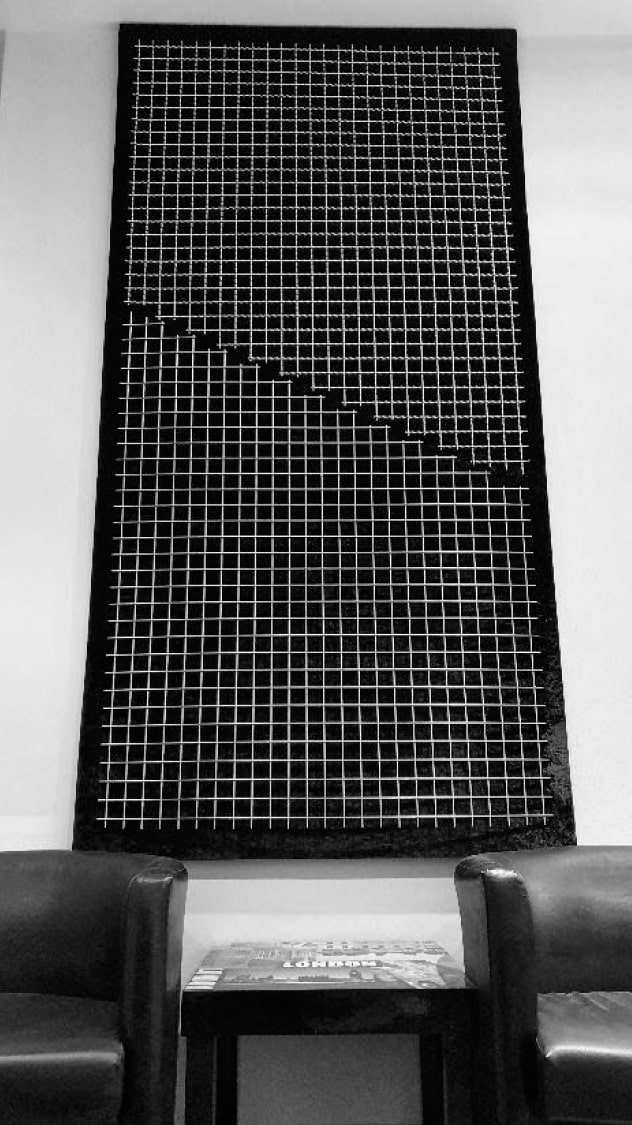 Le reti metalliche nel mondo dell'arte